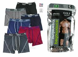 Lot 3-6 Pack Mens Performance ClimaLite Boxer Briefs Underwe