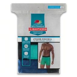 Fruit of the Loom® Men's 4-pack Breathable Micro-mesh Boxer