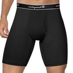 Champion Tech Performance Long Leg Boxer Briefs 2pk